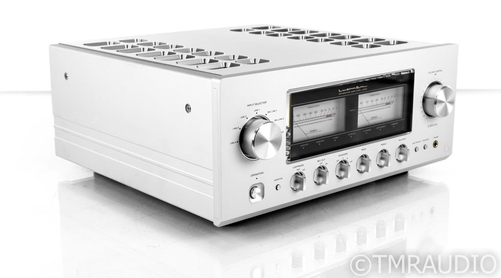 Luxman L-509X Stereo Integrated Amplifier; L509X; MM/MC Phono