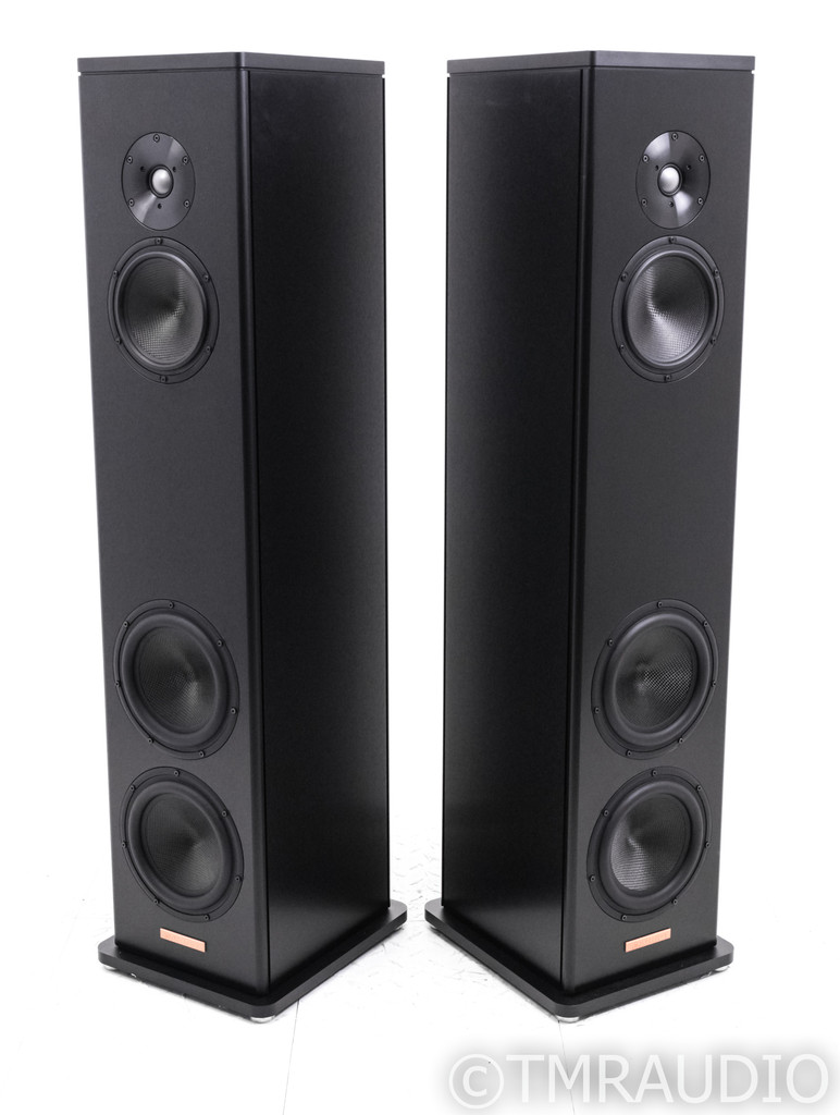 Magico A3 Floorstanding Speakers; Pair