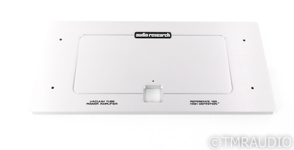 Audio Research Color Change Kit; Silver; For Reference 150 SE Power Amplifier