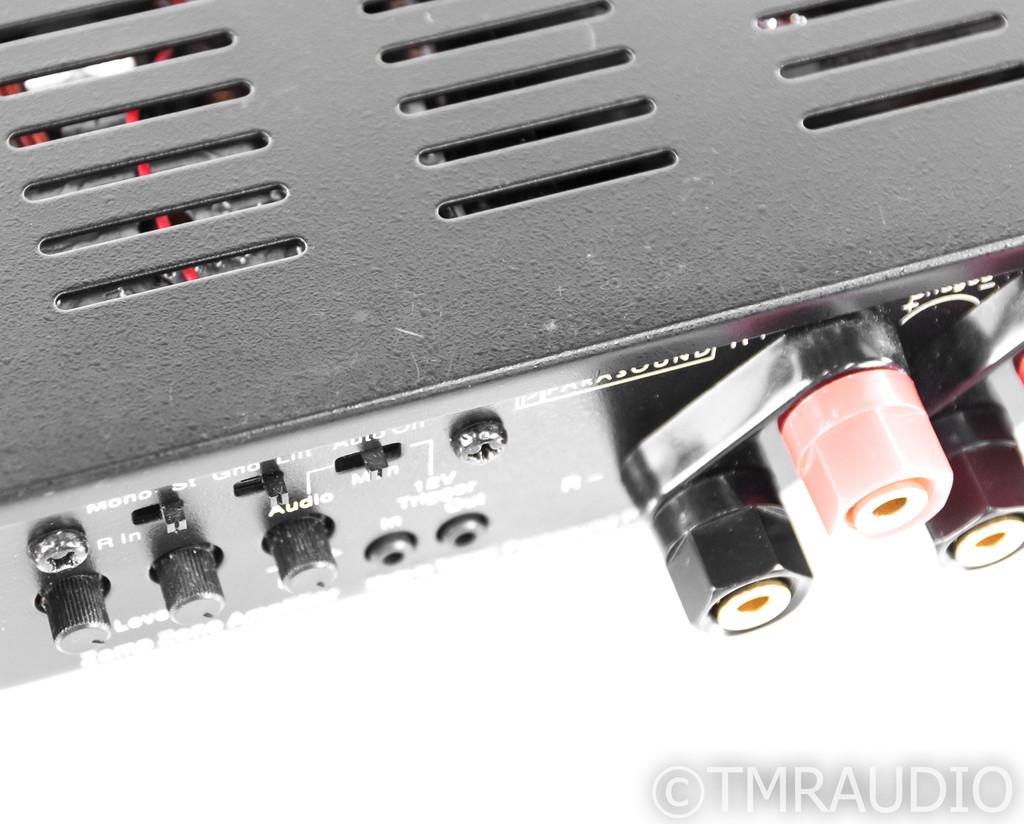 Parasound Zamp Zone Amplifier; Stereo Power Amplifier (
