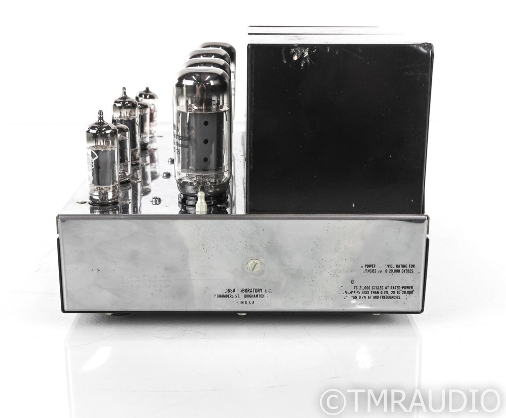 McIntosh MC225 Vintage Stereo Tube Power Amplifier; MC-225