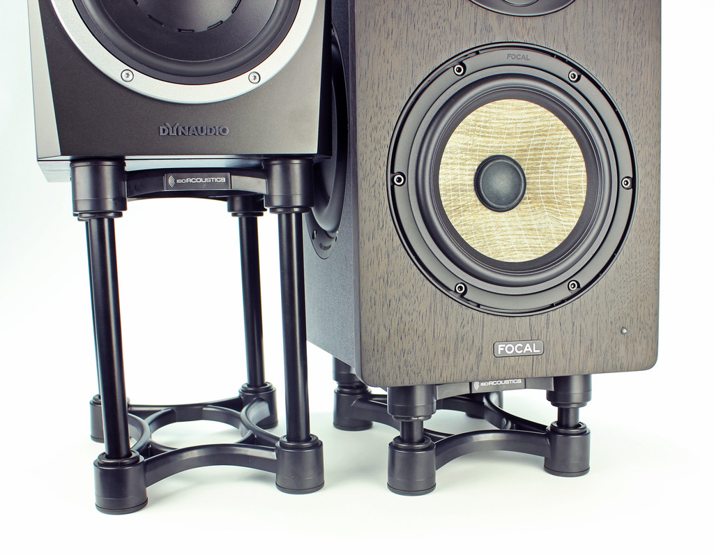 IsoAcoustics ISO-155 Isolation Stand; New w/ Full Warranty