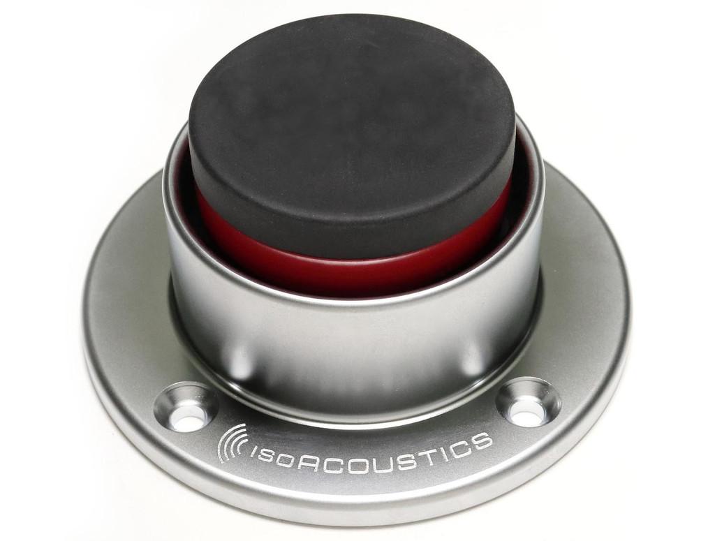 IsoAcoustics Stage 1 Isolator Feet; Set of 4; New w/ Full Warranty