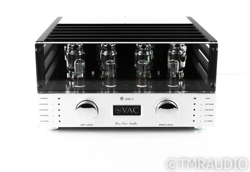 VAC Phi 300.1A Stereo Tube Power Amplifier; Version A