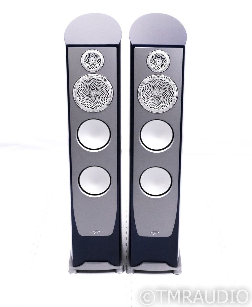Paradigm Persona 3F Floorstanding Speakers; Aria Blue Metallic Pair; 3-F