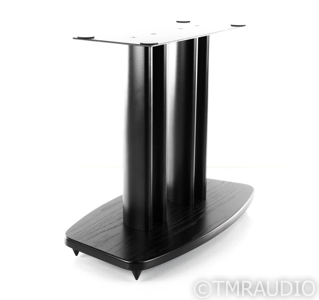 Meridian DSP3100HC Center Channel Speaker Stand; Black