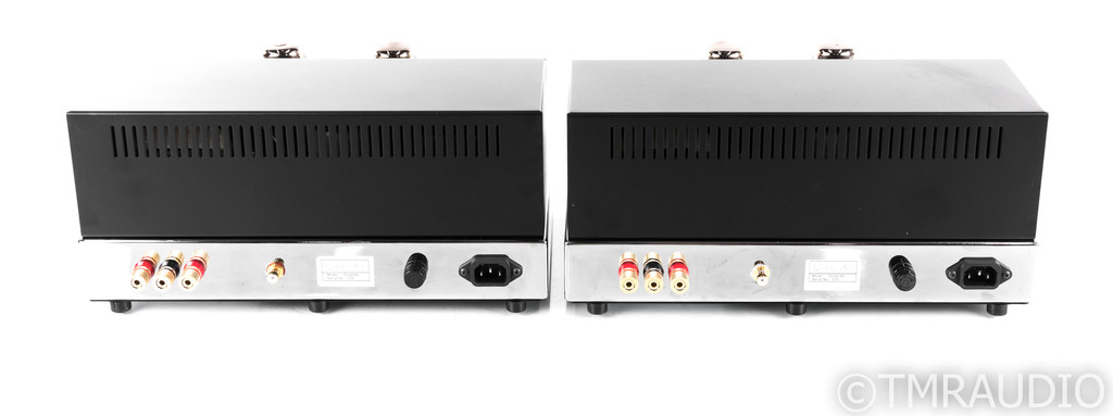 Quicksilver Audio Silver 88 Mono Tube Power Amplifier; Pair