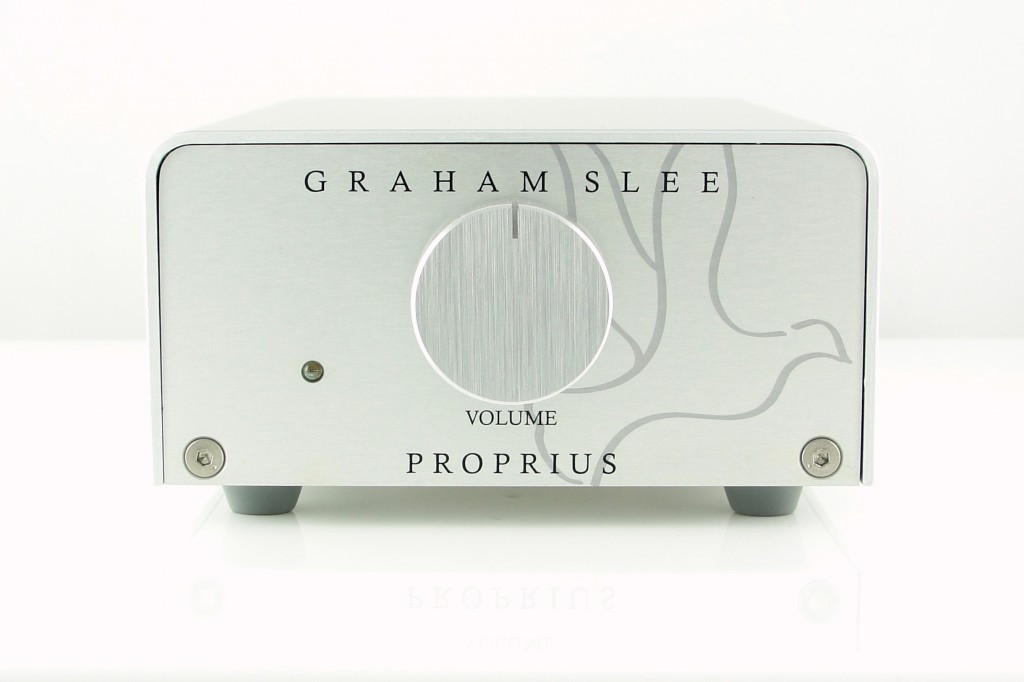 Graham Slee Proprius Mono Power Amplifier; Pair (New)