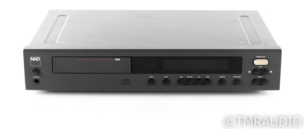 NAD 5000 CD Player / Transport; Remote