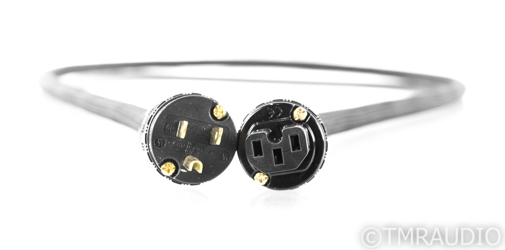 VooDoo Audio Mojo High Current Power Cable; 6ft AC Cord