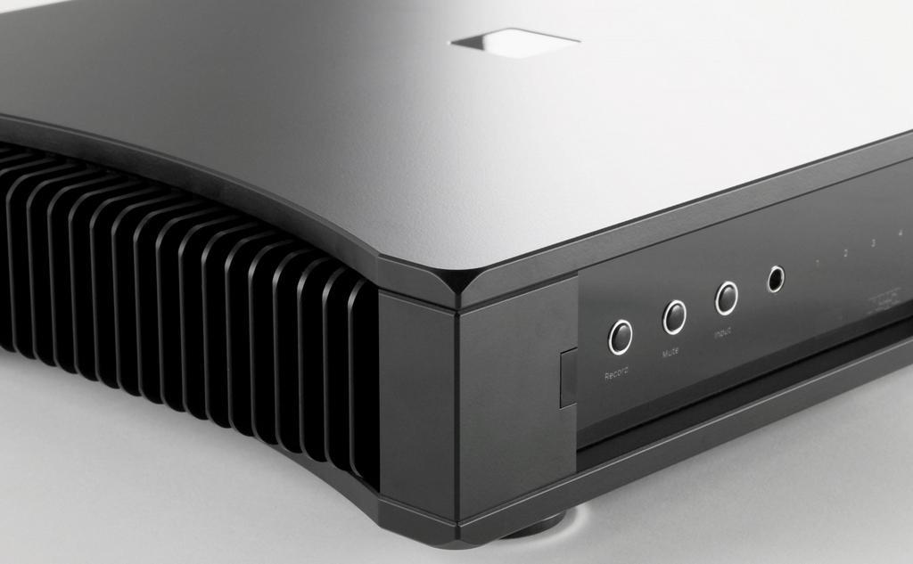 Rega Aethos Integrated Amp; Black; New w/ Full Warranty