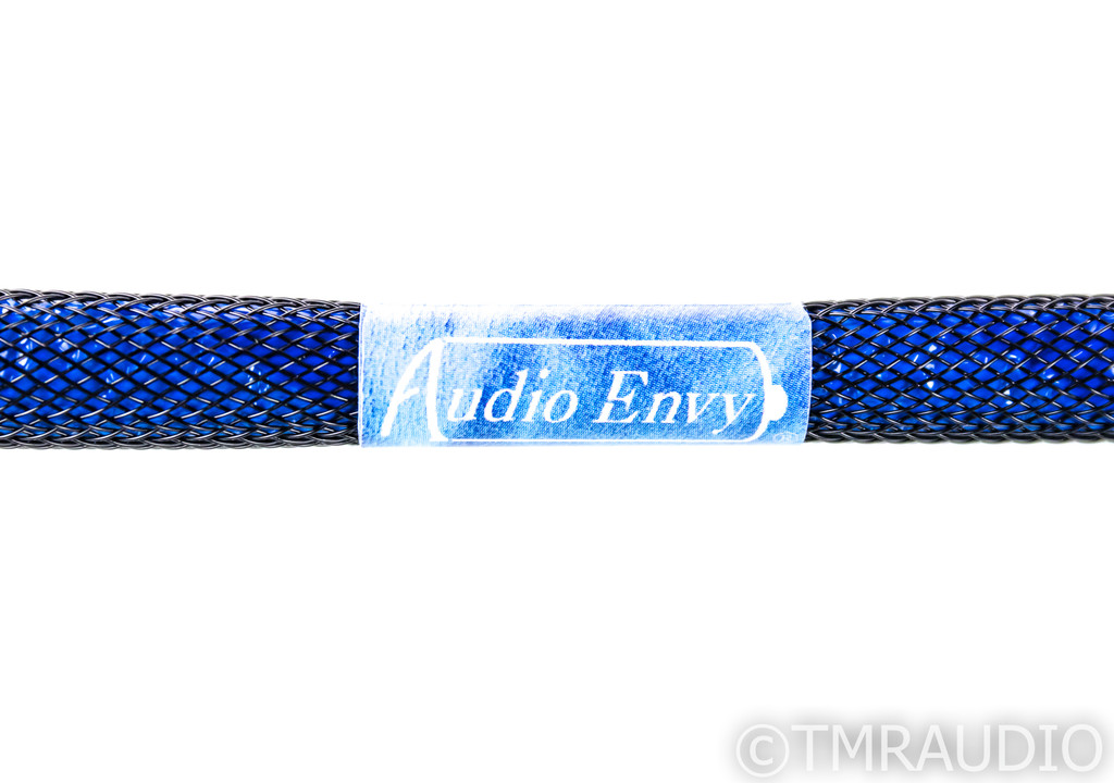 Audio Envy O'Nestian 4:4 XLR Cables; 5ft Pair Balanced Interconnects