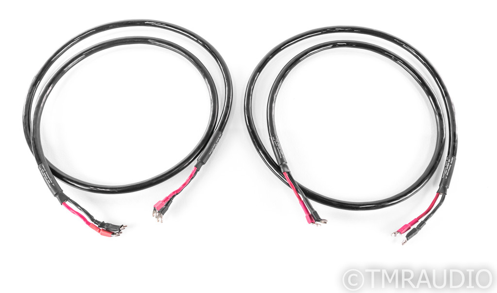 Cardas Hexlink Five (5) Series Speaker Cables; 2m Pair