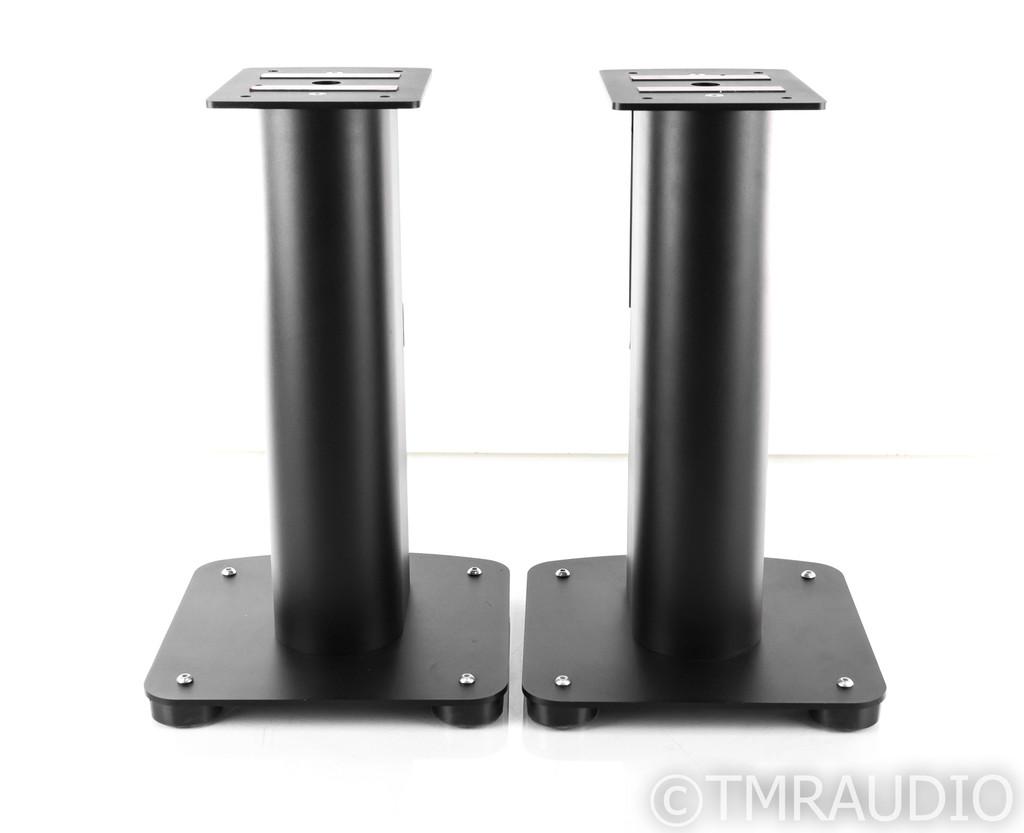 """Meridian DSP3100 20"""" Speaker Stands; Black Pair"""