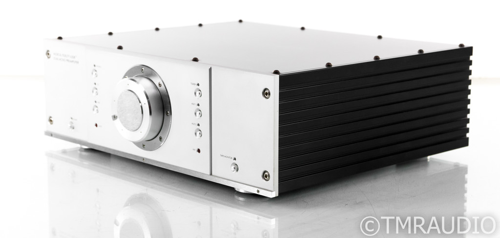 Musical Fidelity A308CR Stereo Preamplifier; A-308 CR; Remote; MM / MC Phono