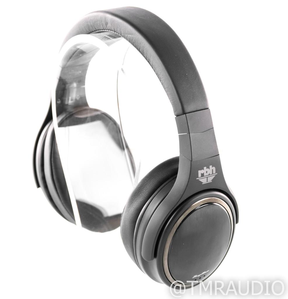 RBH HP-2 Closed Back Dynamic Headphones; HP2