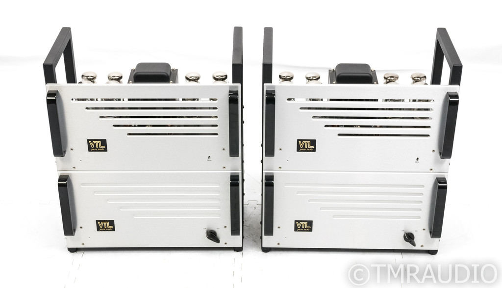 VTL MB-750 Reference Mono Tube Power Amplifier; Silver Pair; MB750