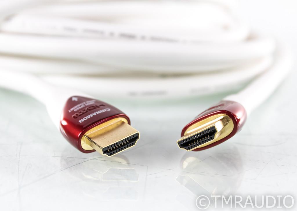 Audioquest Cinnamon HDMI Digital Cable; Single 5m Interconnect