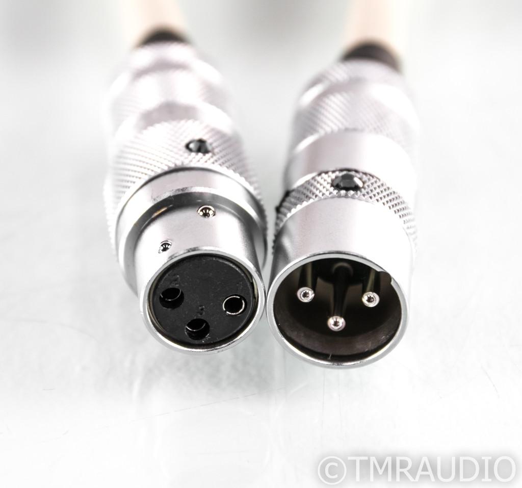 Marigo Labs XAMB Extreme XLR Cables; 1.25m Pair Interconnects