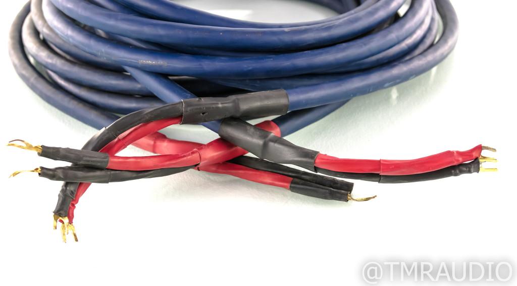 Audioquest Clear Hyperlitz Speaker Cables; 6m Pair (Missing Termination)