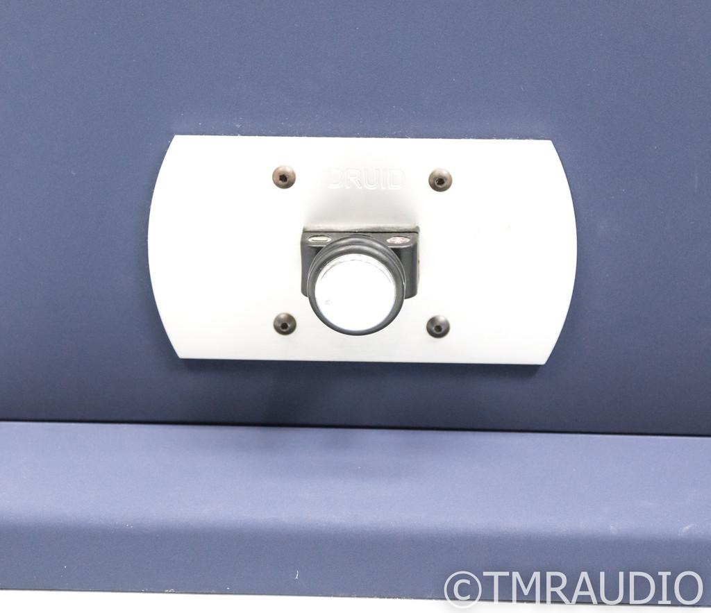 Zu Audio Druid Mk IV-13 Floorstanding Speakers; Matte Cobalt Blue Pair; Upgraded