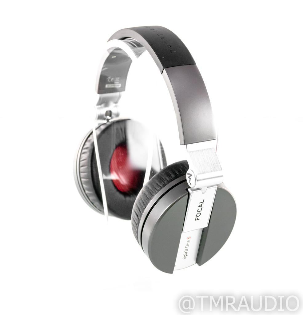 Focal Spirit One S Closed Back Headphones