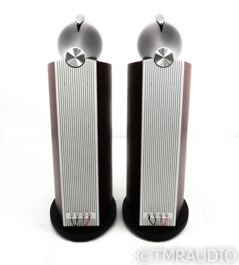 B&W 800 D3 Floorstanding Speakers; Rosenut Pair; 800D3