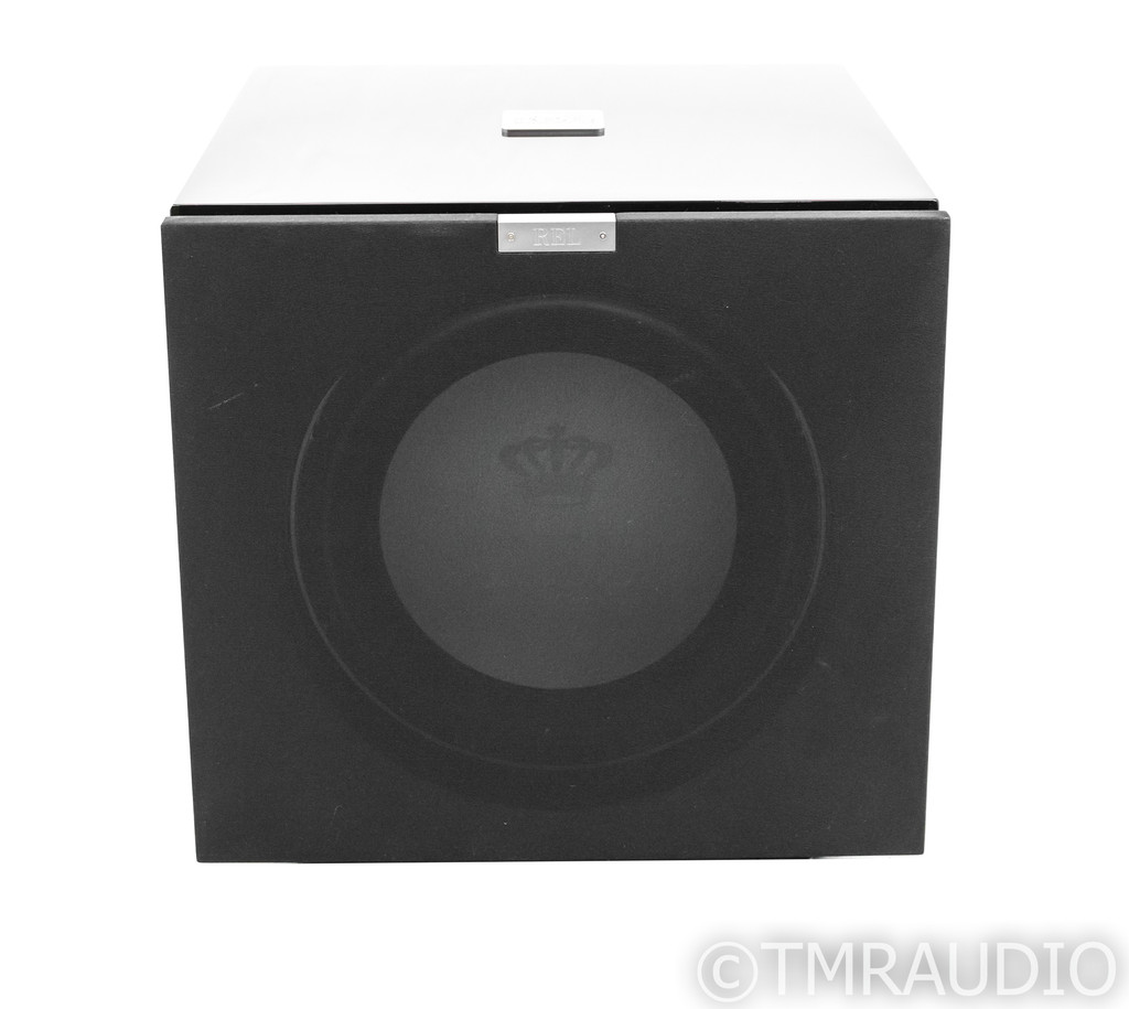 "REL S/812 12"" Powered Subwoofer; S-812 (Used One Week)"