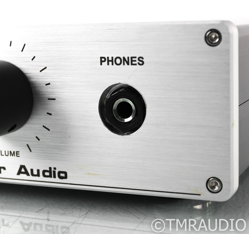 Mjolnir Audio Dynalo Headphone Amplifier; MKI - Handbuilt in Iceland