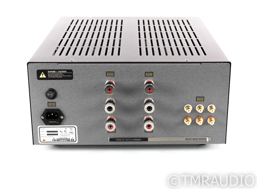 Finale Algonquin Stereo Tube Integrated Amplifier; Upgraded (SOLD)