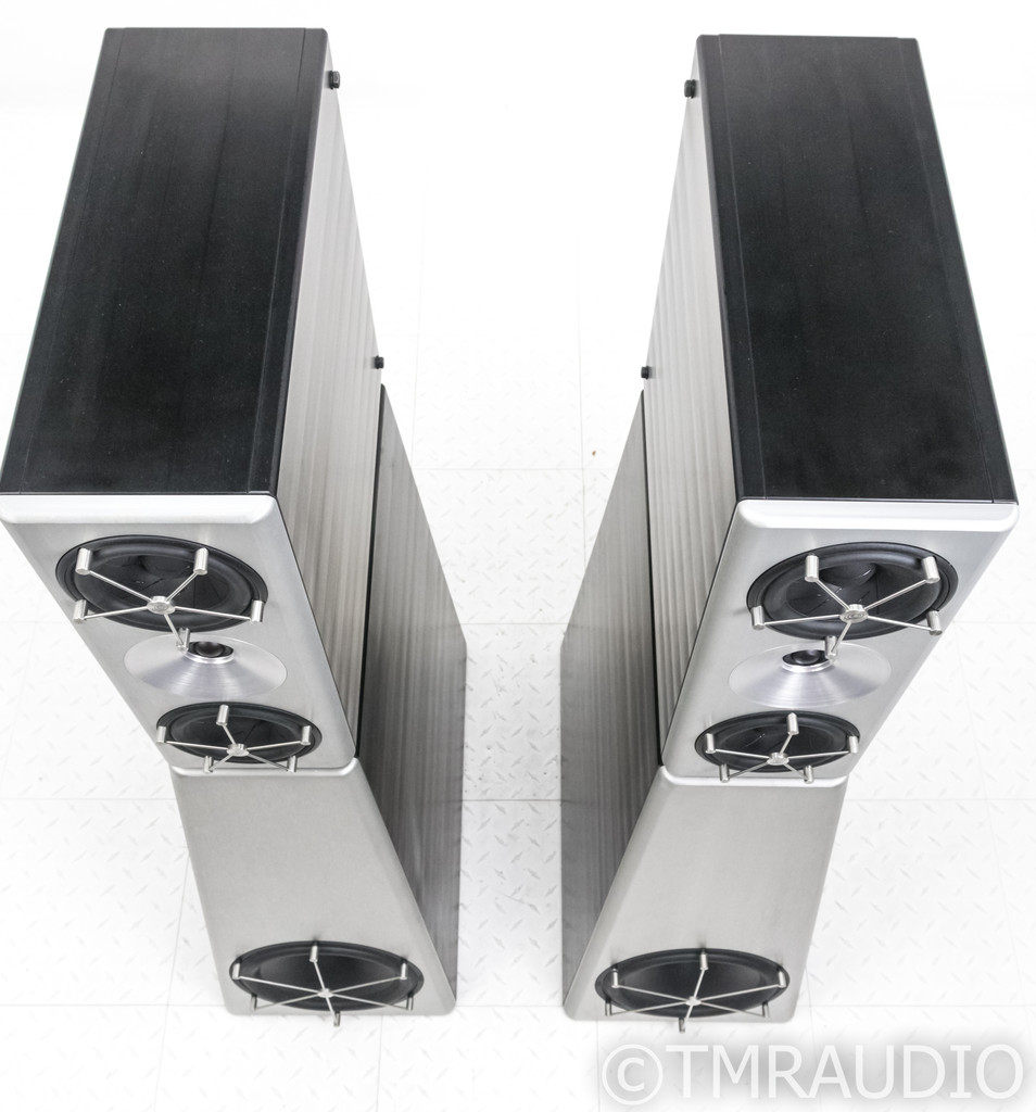 YG Acoustics Anat Studio Reference II Floorstanding Speakers; Upgraded Pair
