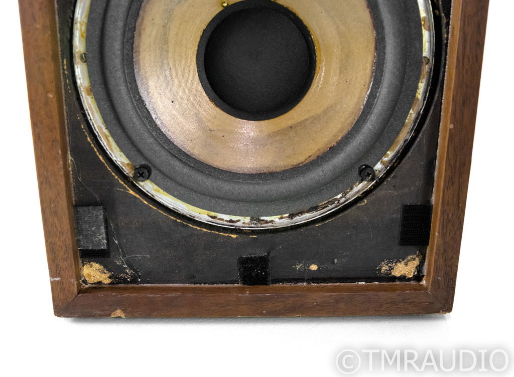Acoustic Research AR-4X Vintage Bookshelf Speakers; AR4X