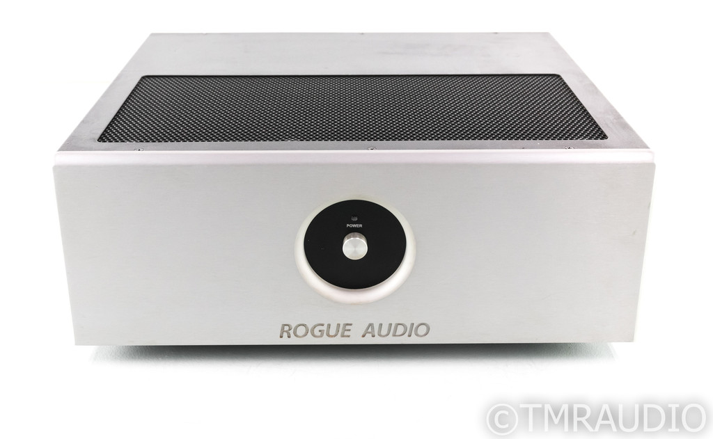 Rogue Audio ST90 Super Magnum Stereo Tube Power Amplifier; Stereo 90