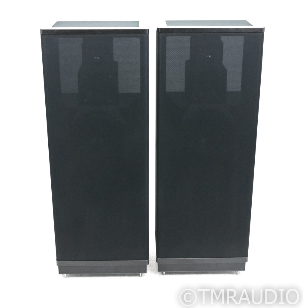 Vandersteen 2CE Signature II Floorstanding Speakers; Black Pair; 2-CE
