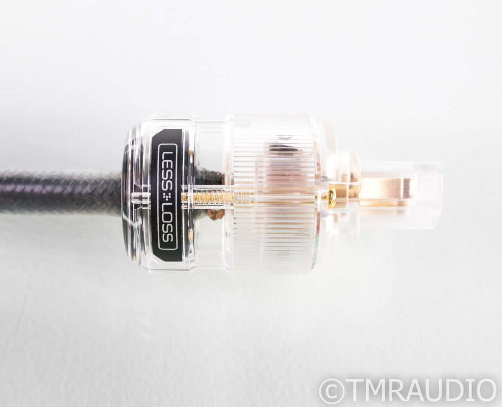 LessLoss C-Marc Power Cable; 1.5m AC Cord; Original CMarc Version; C15