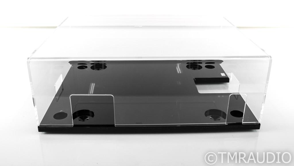 Gingko Audio Cloud 9T Isolation Platform & Dustcover Combo; For VPI Traveler