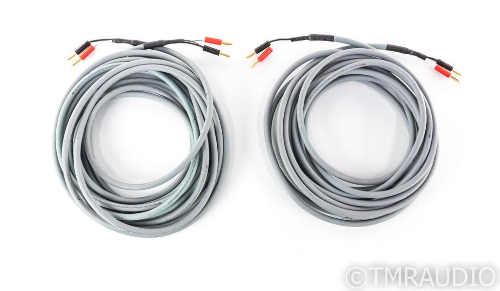 MIT EXp Speaker Cables; 9m Pair