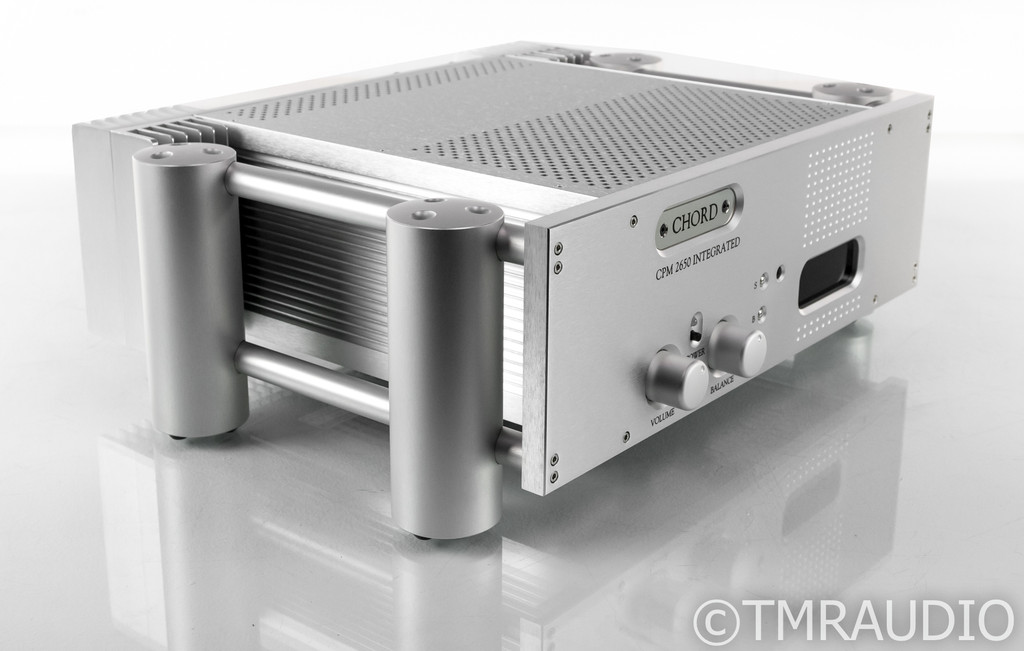 Chord Electronics CPM 2650 Stereo Integrated Amplifier; CPM2650 (New / Open Box)