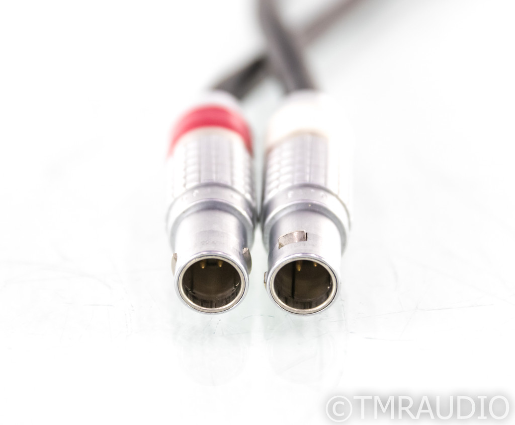 Krell CAST 4-Pin Interconnect Cables; 2m Pair