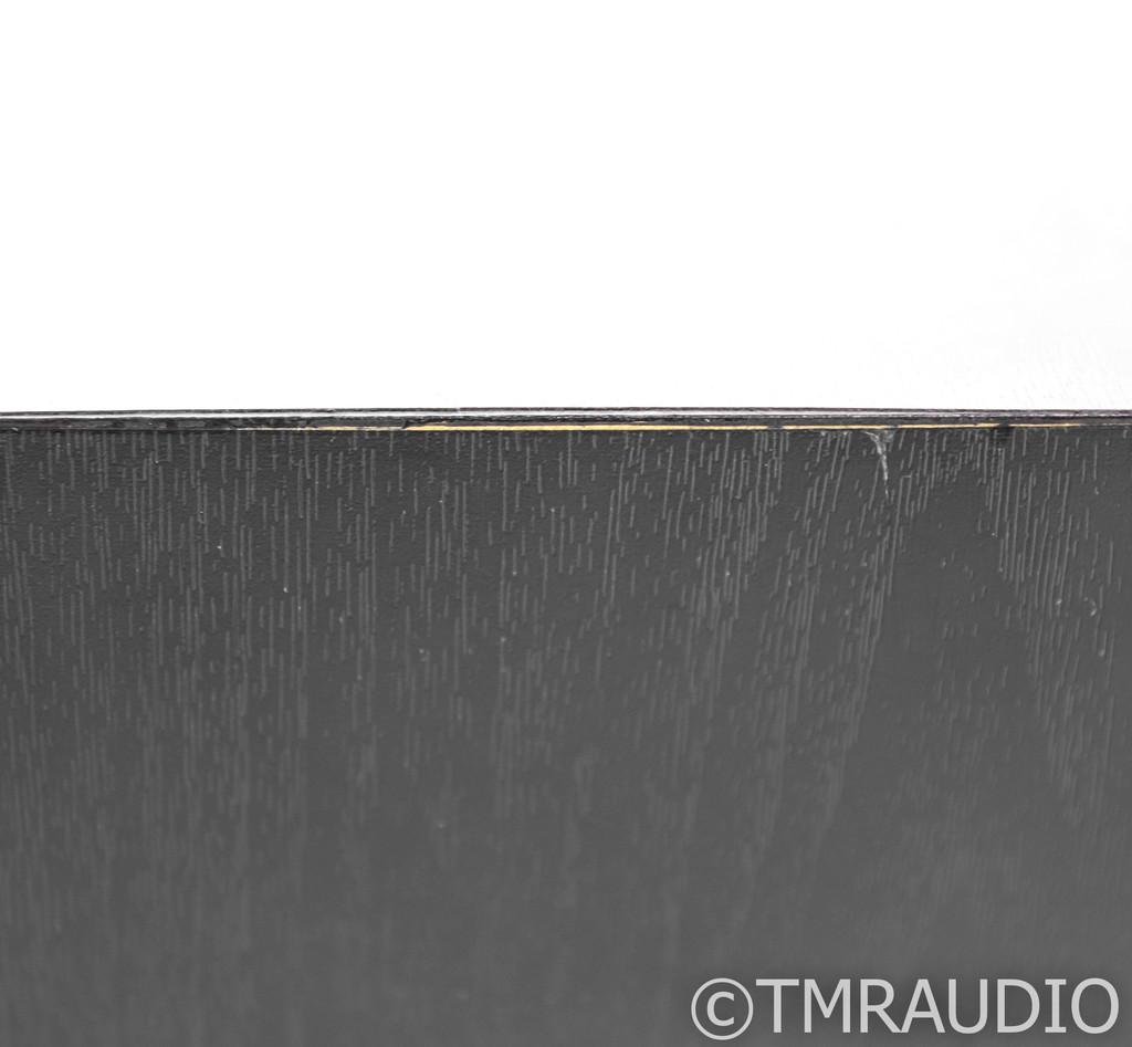 B&W HTM62 Center Channel Speaker; Black Ash; HTM-62
