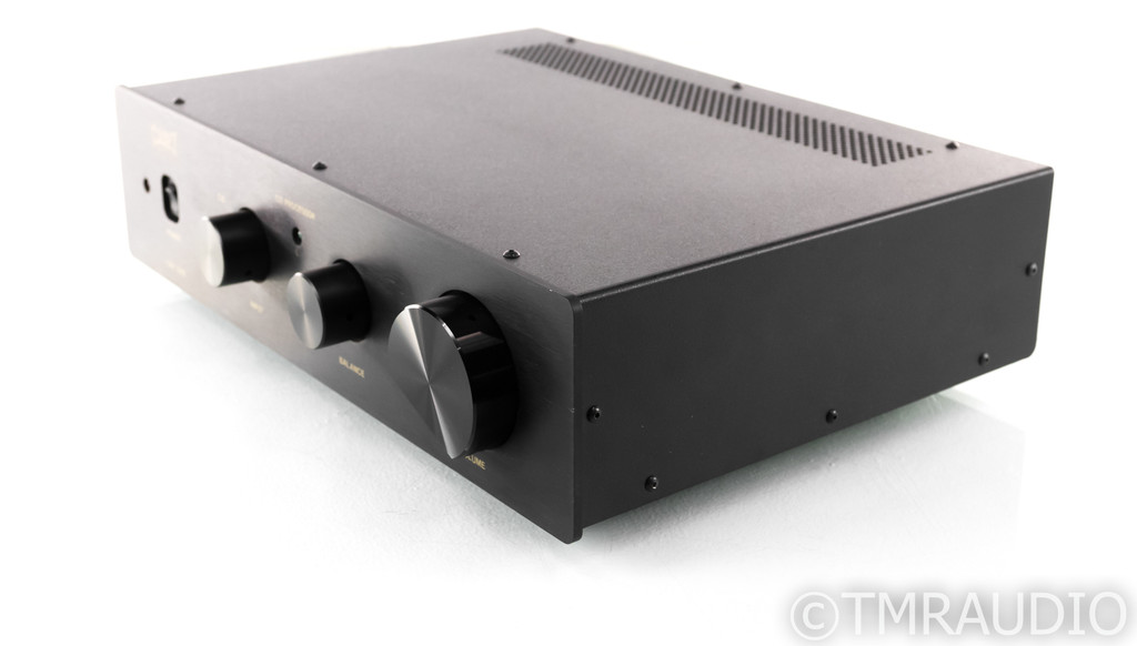 Cary Audio CAD 5500 Stereo Tube Preamplifier; CD Processor / Buffer; CAD-5500