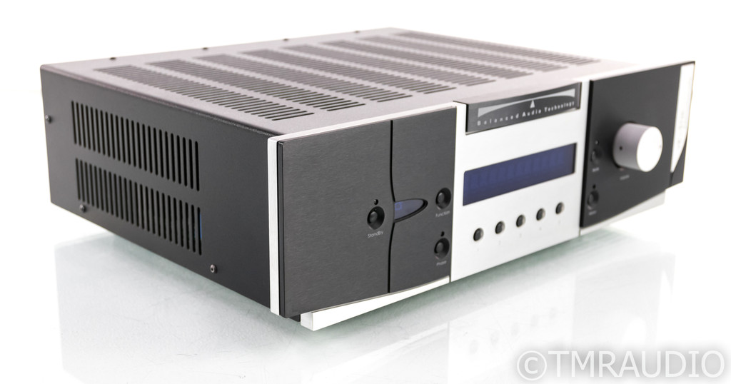 BAT VK-51SE Stereo Tube Preamplifier; Balanced Audio Technology VK51SE