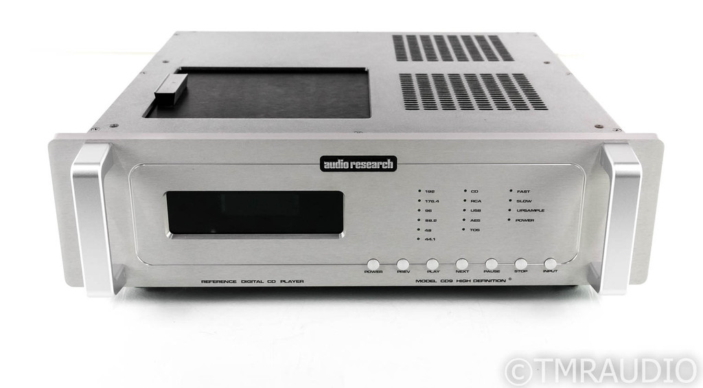 Audio Research REFCD9 CD Player / DAC; D/A Converter; Reference CD-9 (SOLD)