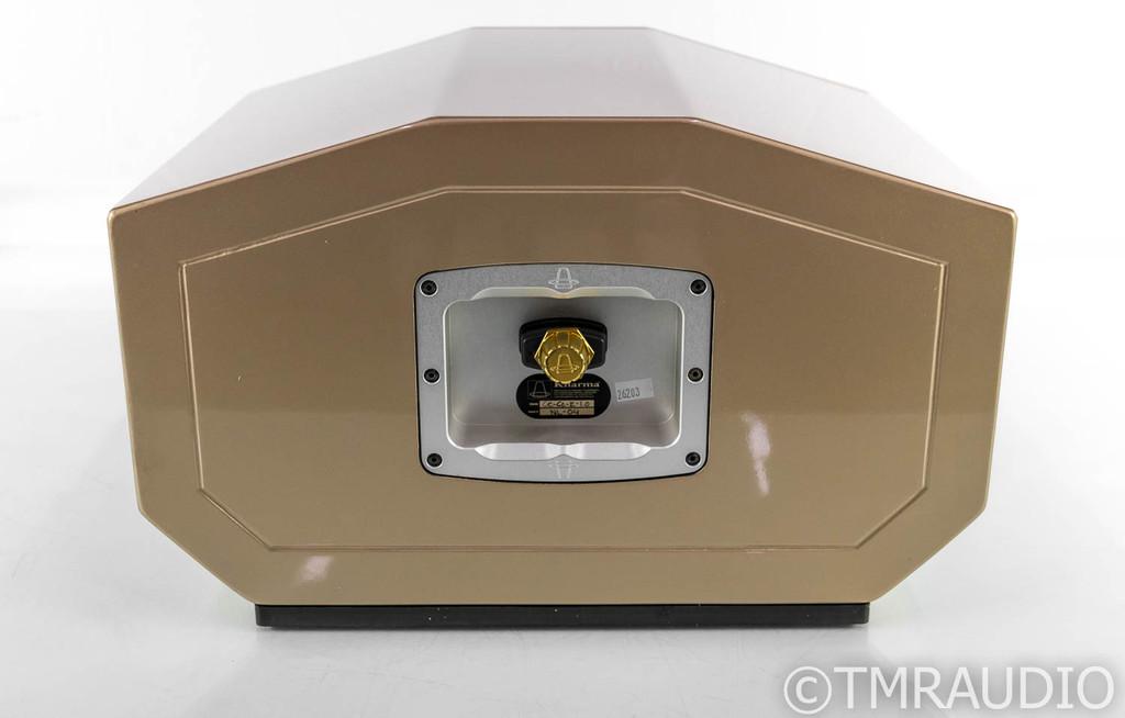 Kharma Ceramique Center Channel Speaker; Champagne; Ce-Ct-E-1.0 (No Stand)