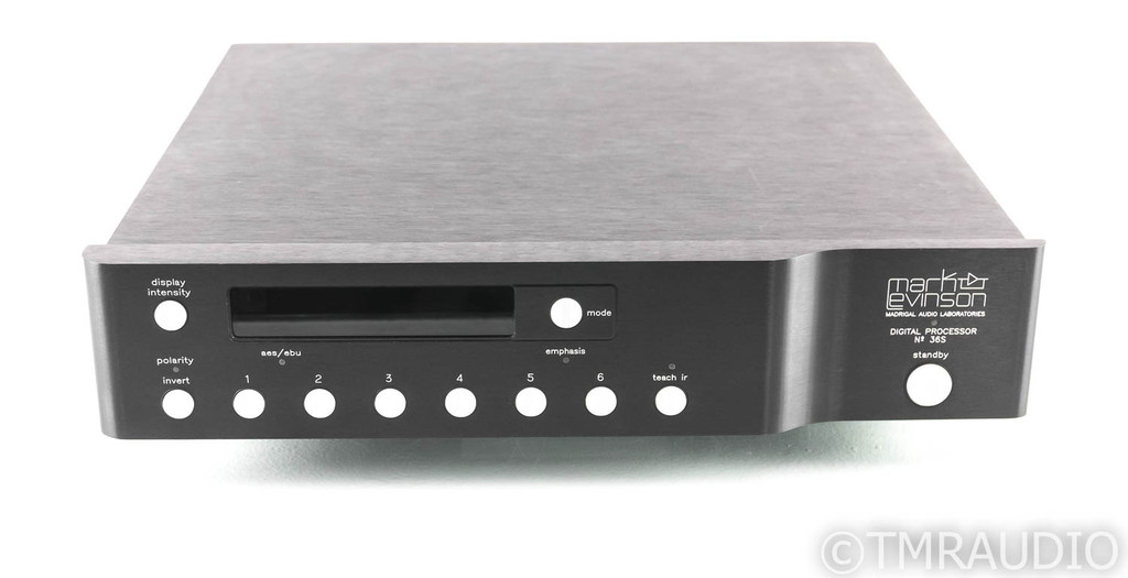 Mark Levinson No. 36S DAC; D/A Converter; SoundMods Upgrades