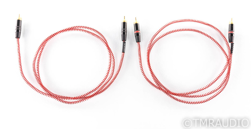 AntiCables Level 1 RCA Cables; 1.5m Pair Interconnects