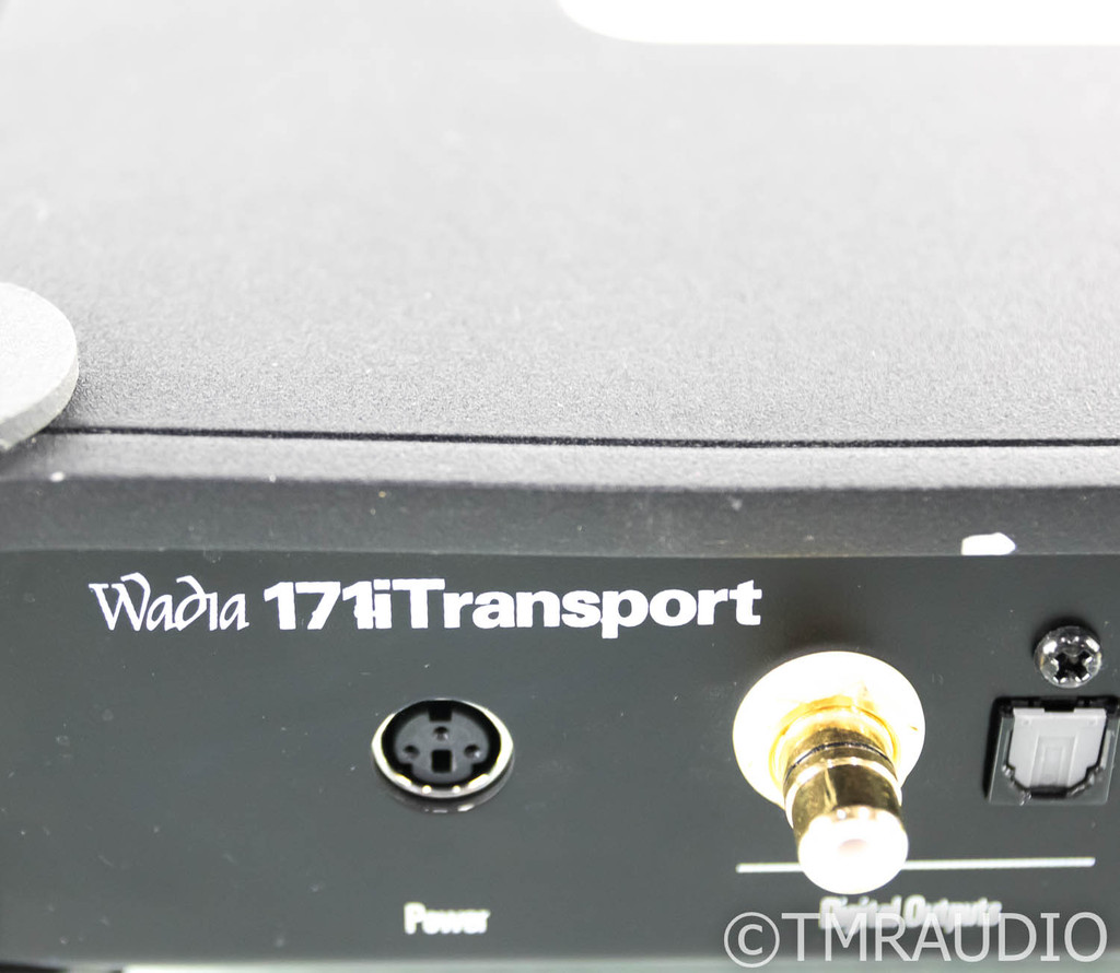 Wadia 171i Transport iPod Dock; Remote