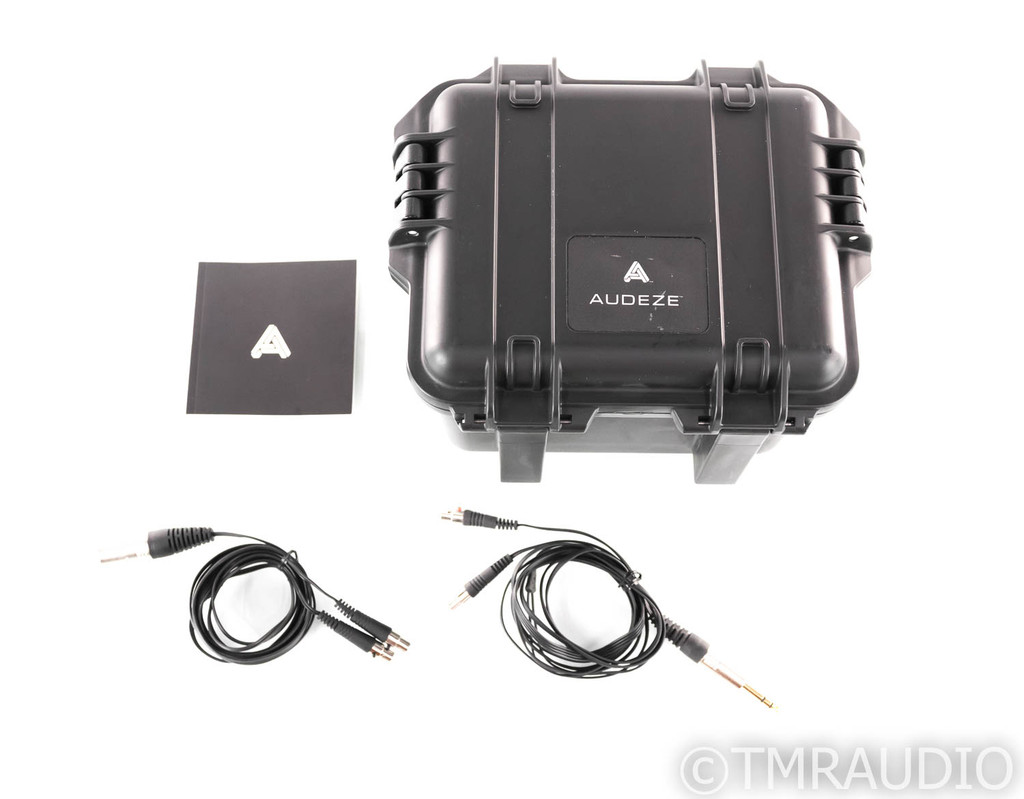 Audeze LCD-3 Fazor Planar Magnetic Headphones; LCD3