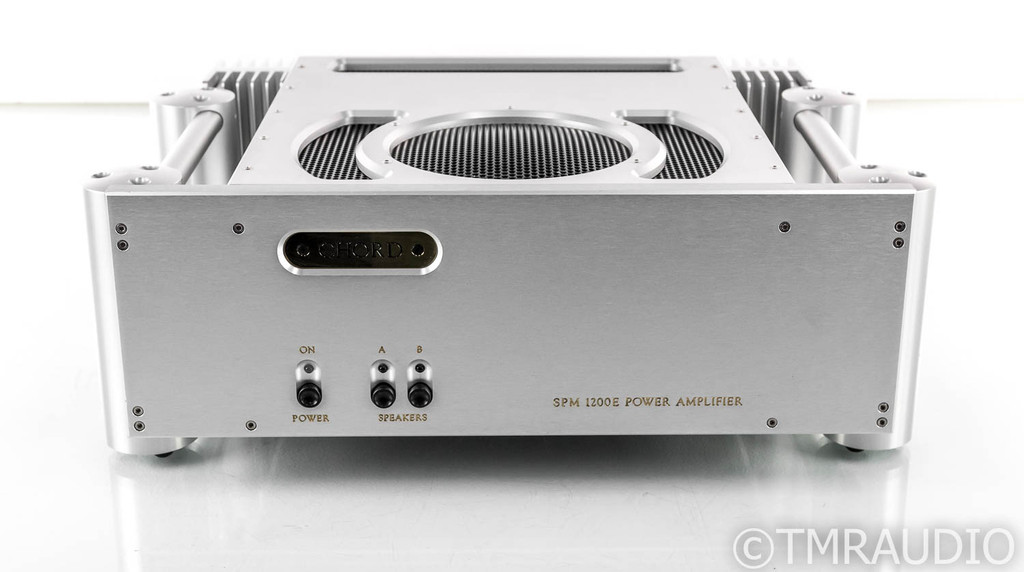 Chord SPM 1200E Stereo Power Amplifier; 1200 E (Demo)