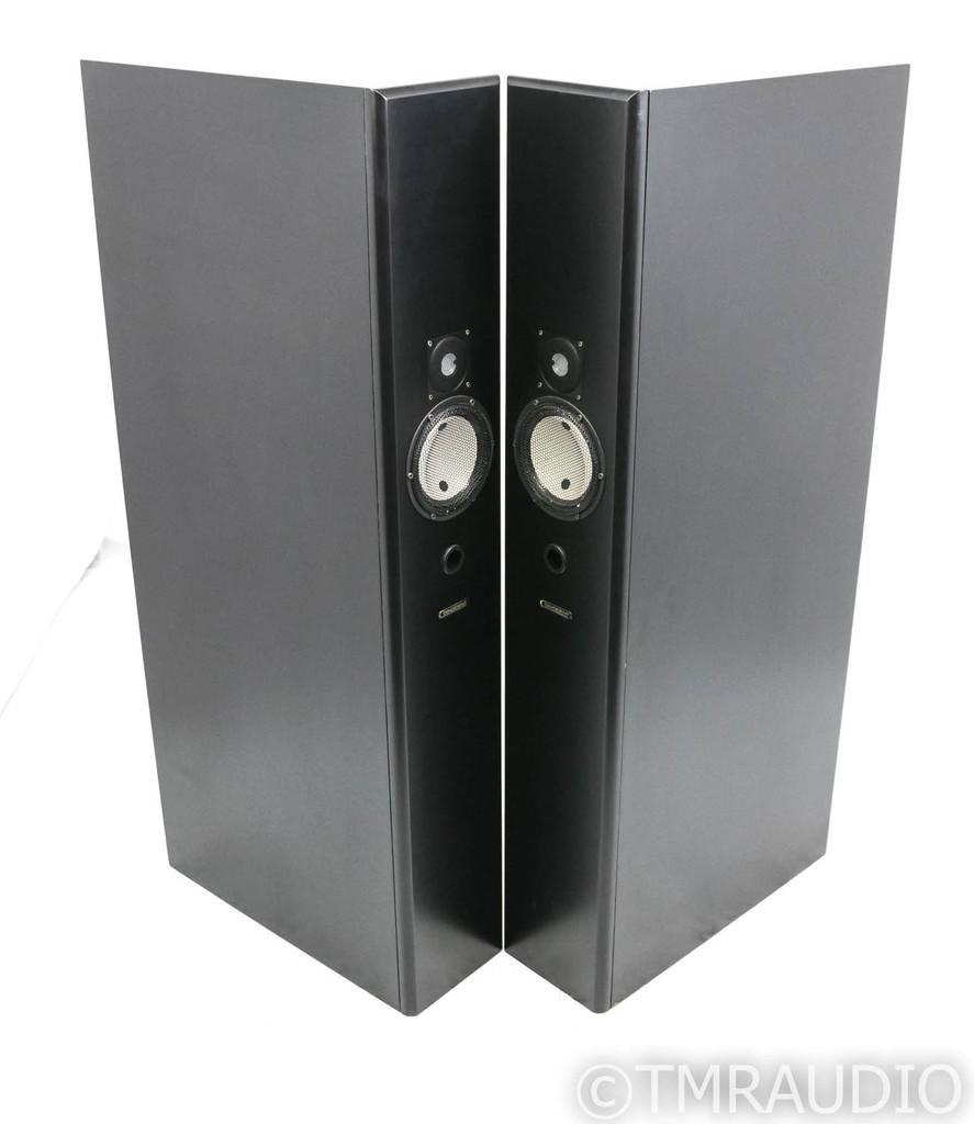 Coincident Speaker Technology Pure Reference Floorstanding Speakers; Black Pair